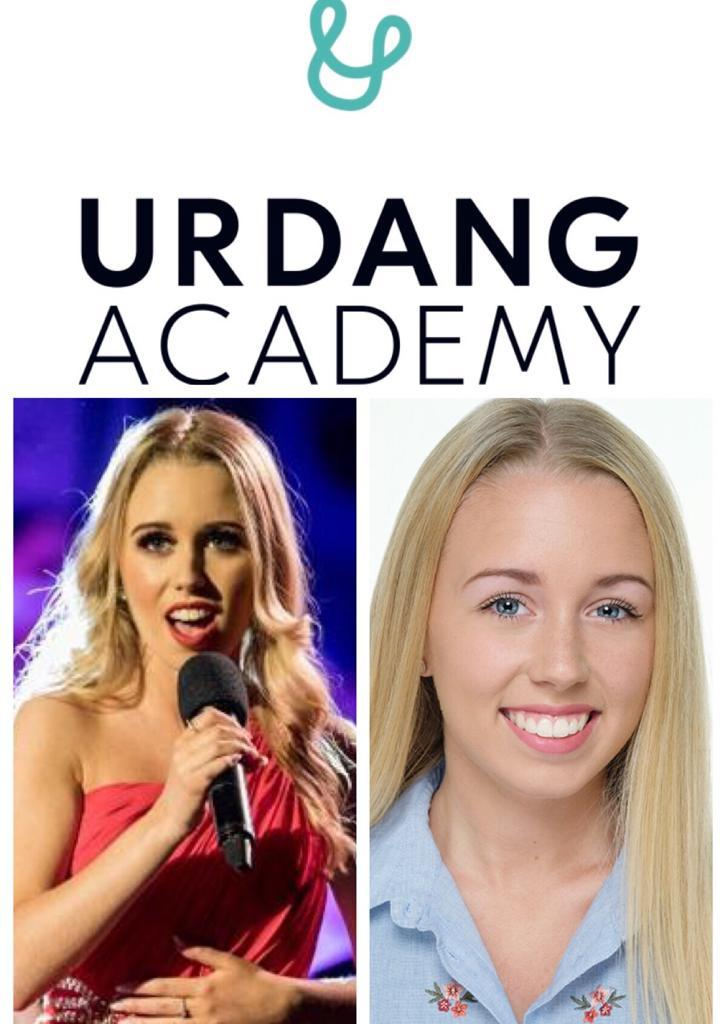 Katie Weir accepted to Urdang Academy