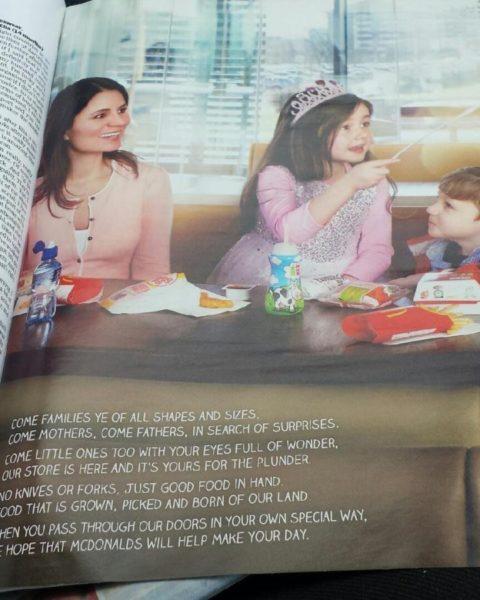 Robyn Dempsey – McDonalds