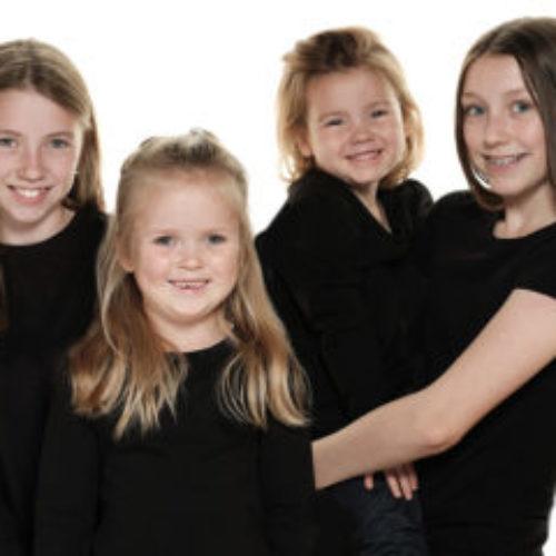 Ashley, Aobh, Anna & Abbie O'Halloran