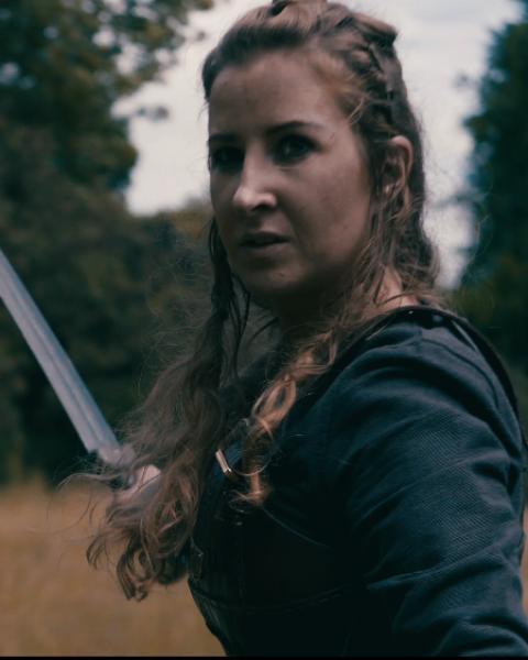Aisling Goodwin – Sigruin Action shot 3